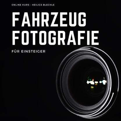 Onlinekurs Fahrzeugfotografie